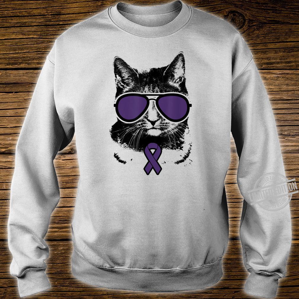 Cat Epilepsy Awareness, Epilepsy Awareness Shirt sweater
