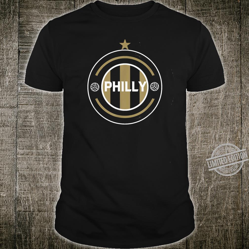 Philadelphia Soccer Jersey Crest Shirt